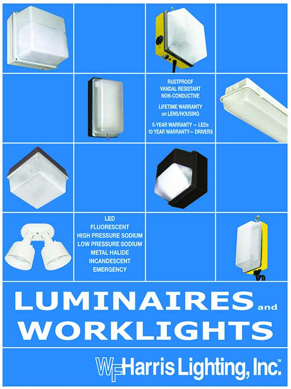 Luminaires and Worklights